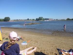Ausflug an die Elbe 2